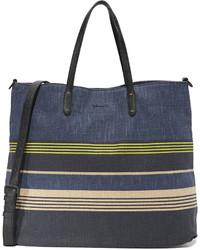 dunkelblaue Shopper Tasche von Splendid