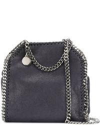 dunkelblaue Shopper Tasche von Stella McCartney
