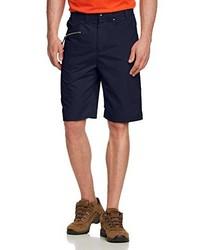 dunkelblaue Shorts von Berghaus