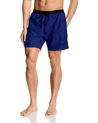 dunkelblaue Shorts von BOSS HUGO BOSS