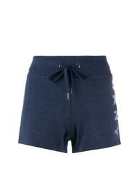 dunkelblaue Shorts von DKNY