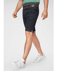 dunkelblaue Shorts von Esprit