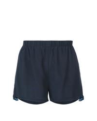 dunkelblaue Shorts von Figue