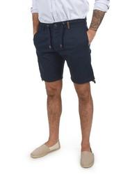 dunkelblaue Shorts von INDICODE
