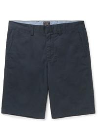 dunkelblaue Shorts von J.Crew