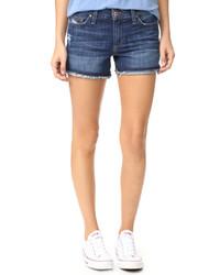 dunkelblaue Shorts von Joe's Jeans