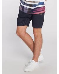 dunkelblaue Shorts von Just Rhyse