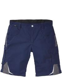 dunkelblaue Shorts von Kübler