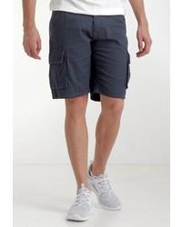 dunkelblaue Shorts von LIFE & GLORY
