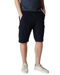 dunkelblaue Shorts von Marc O'Polo