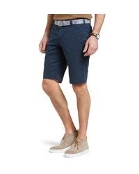 dunkelblaue Shorts von MEYER