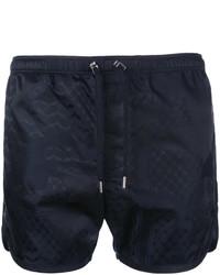 dunkelblaue Shorts von Neil Barrett