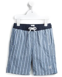 dunkelblaue Shorts von No Added Sugar
