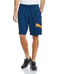 dunkelblaue Shorts von Puma