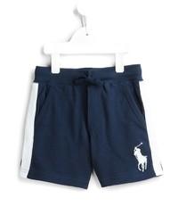 dunkelblaue Shorts von Ralph Lauren