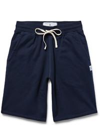 dunkelblaue Shorts von Reigning Champ