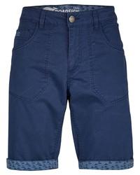 dunkelblaue Shorts von ROADSIGN australia