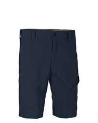 dunkelblaue Shorts von Salewa