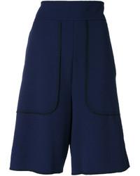 dunkelblaue Shorts von See by Chloe