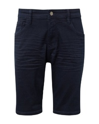 dunkelblaue Shorts von Tom Tailor Denim