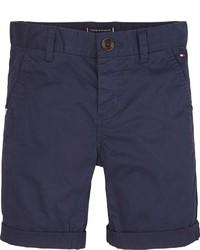 dunkelblaue Shorts von Tommy Hilfiger