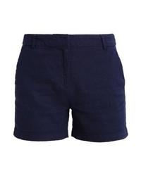 dunkelblaue Shorts von Vila