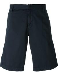 dunkelblaue Shorts von Z Zegna