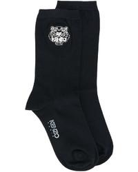 dunkelblaue Socken von Kenzo