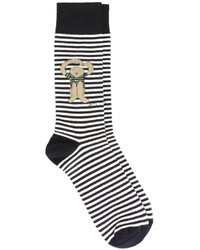 dunkelblaue Socken von Societe Anonyme