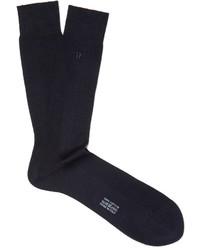 dunkelblaue Socken von Tom Ford