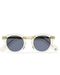 dunkelblaue Sonnenbrille von Cubitts