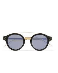 dunkelblaue Sonnenbrille von CUTLER AND GROSS