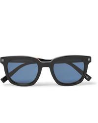 dunkelblaue Sonnenbrille von Ermenegildo Zegna
