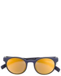 dunkelblaue Sonnenbrille von Mykita