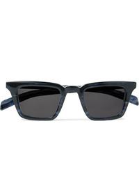 dunkelblaue Sonnenbrille von Native Sons