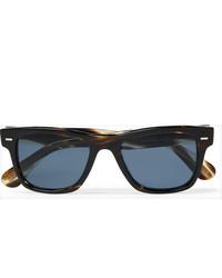 dunkelblaue Sonnenbrille von Oliver Peoples