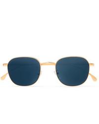 dunkelblaue Sonnenbrille von Paul Smith