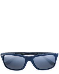 dunkelblaue Sonnenbrille von Ray-Ban