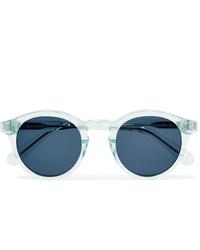 dunkelblaue Sonnenbrille von Sun Buddies