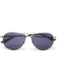 dunkelblaue Sonnenbrille von Tom Ford