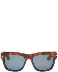 dunkelblaue Sonnenbrille von Valentino