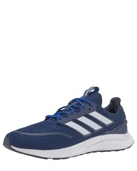 dunkelblaue Sportschuhe von adidas