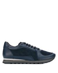 dunkelblaue Sportschuhe von Canali