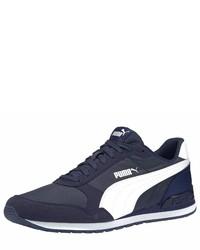 dunkelblaue Sportschuhe von Puma