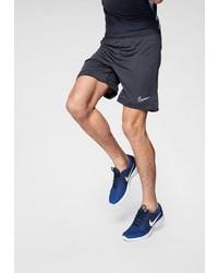 dunkelblaue Sportshorts von Nike