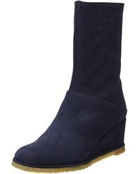 dunkelblaue Stiefel von Castaner
