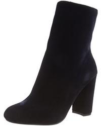 dunkelblaue Stiefel von Dorothy Perkins