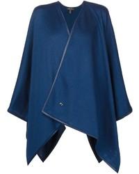 dunkelblaue Stola von Loro Piana