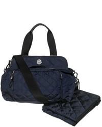 dunkelblaue Tasche