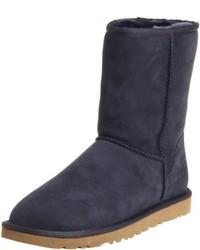 dunkelblaue Ugg Stiefel von UGG